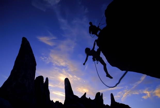 relationship advice - rock climbing