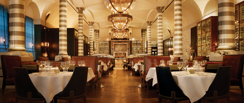 A Picture of Massimo's Restaurant