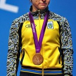 London 2012 weightlifter Yuliya Kalina