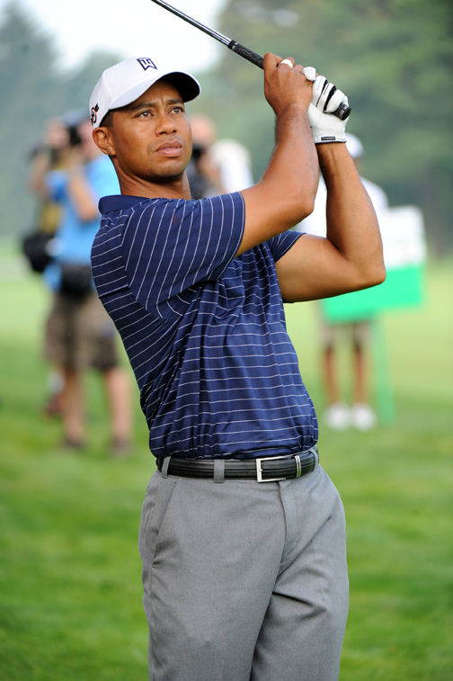 Tiger Woods - Always a Cheater?
