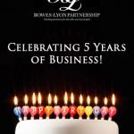 Bowes-Lyon Partnership Birthday